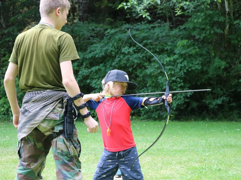 archery programs for kids