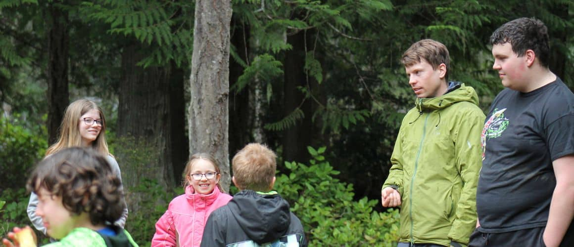 Westcoast Rainforest Ecology Games