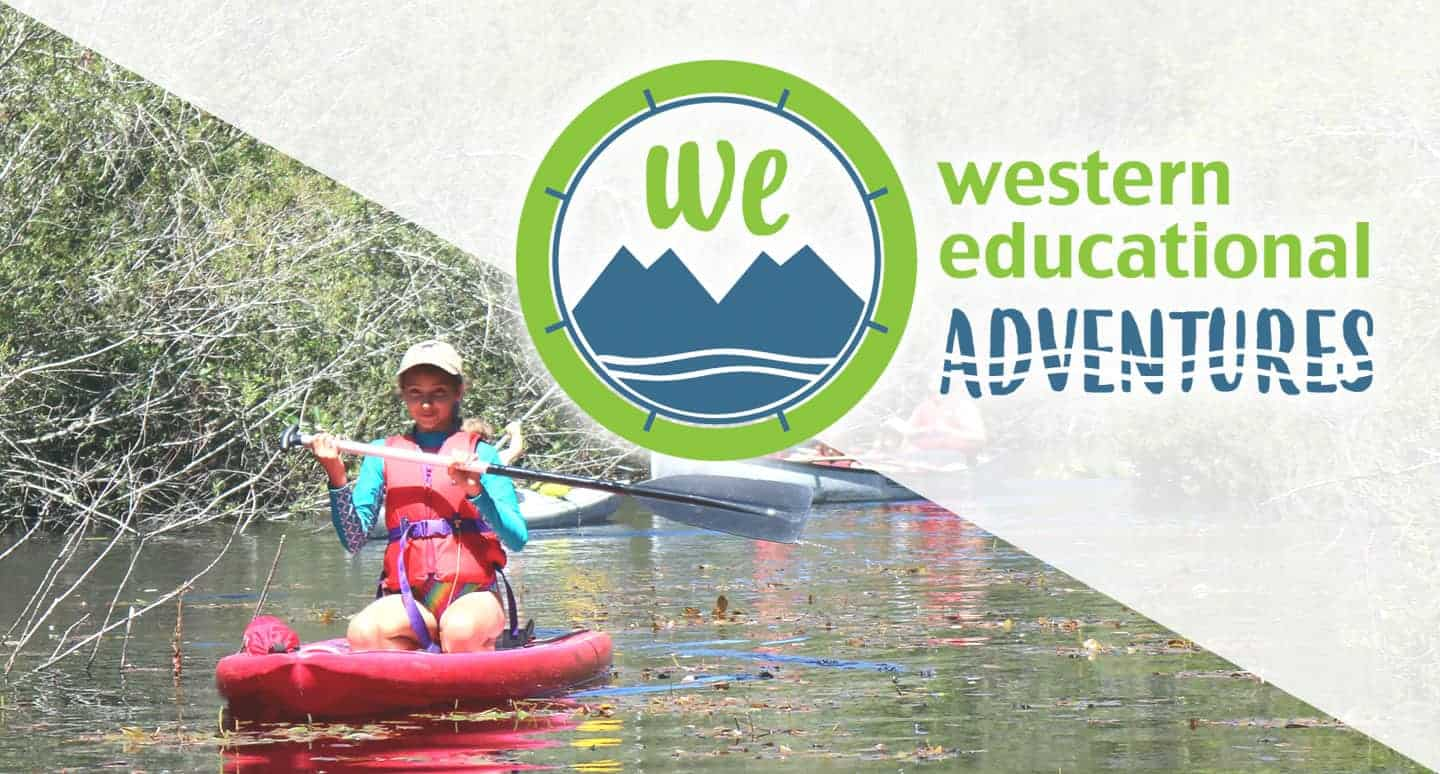 Western Educational Adventures welcome
