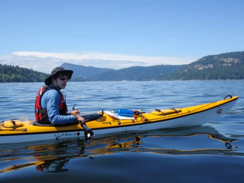 Gulf Islands Kayaking Trips