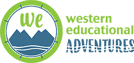 Western Educational Adventures side logo